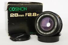 MC Cosinon-W 28mm 1:2.8 (Pentax PK mount) - BOXED