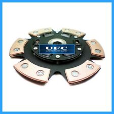 UFC STAGE 3 SPRUNG 6-PUCK CLUTCH DISC BERETTA CAVALIER SUNBIRD FIERO GT GRAND AM