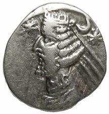 Parthian Kingdom in Asia Minor Orodes II King 57-38 BC Rare Greek Coin AR Drachm