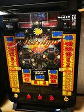 Spielautomat Geldspielgerät Marilyn    18 Jahre Hamburgs beste Automatenauswahl