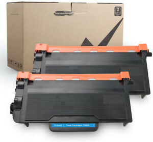 2X TN3420 TN3440 Toner Cartridge For Brother HL-L5100DN MFC-L5755Dw HL-L5200DW