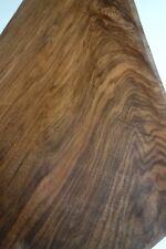 Burr Walnut Veneer    4  sheets @ 70 cm by 30 cm  (1566)ideal for dashboard