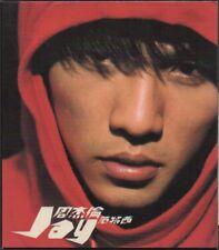 Jay Chou Jie Lun / 周杰倫 - 范特西 CW/Box & Booklet (OOP) (Graded:NM/EX) POCD1880
