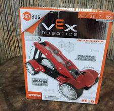 HEXBUG VEX Robotics Gear Racer Car STEM Science Construction Kit  105+ pcs