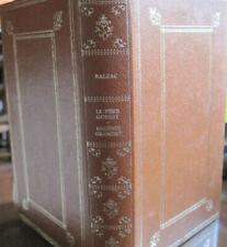 Livres de fiction Honoré de Balzac, en français
