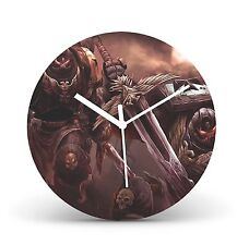 "12"" Vinyl Record Wall Clock LP Warhammer Christmas Gift Present cl66"