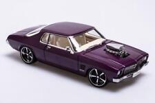Auto Art 73380 1/18 Holden HQ MONARO Street Machine Ultra Violet Metallic BRAND