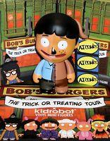 Officer Canine Gene - Bob's Burger The Trick or Treat Tour Kidrobot Vinyl Mini