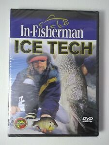 NEW In-Fisherman: Ice Tech DVD