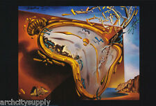 POSTER:ART:PHOTO: CLOCK EXPLOSION - SALVADORE  DALI - FREE SHIP #3363  RP76 U
