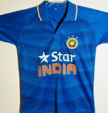 Indian Cricket Control Board Star India Jersey Mens Size 44 (US L)