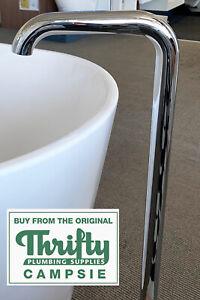 NEW - Argent Essential Freestanding Squareline Bath Spout