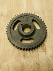 TRW SS400 NEW TIMING CAM GEAR 1969-1972 CHEVY 5.7L 350 VIN E
