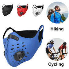 New listing Outdoor Cycling Air Purifying Face Mask Cover Haze Washable / Reusable Filter An