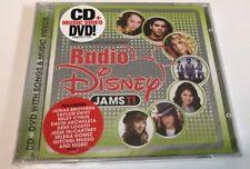 Radio Disney (CD+DVD) Sealed! Brand New