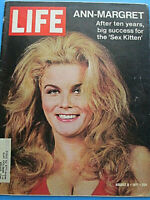 LIFE August 6 1971 Ann Margret  vintage ads