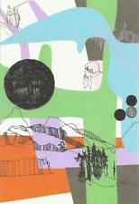Postcard Maija Louekari Marimekko Design: Kuiskaaja, 2006 Unused MINT