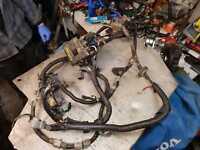 Mazda Mk1 MX-5 NA Rear Wiring Loom and fuse box IPMX27