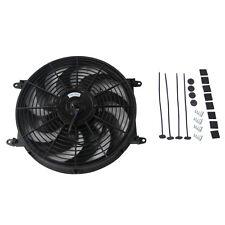 Universal 14 inch 12V Push Pull Wasser Kühler Motor Kühlung Lüfter Kit