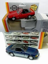 MERCEDES SL CABRIOLET  & COUPE  - GAMA  -  1/43