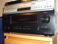 DENON DHT1312XT AVR Receiver with 5 Speakers Owned from New Excellent Condition