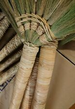Philippine Soft Whisk Fan Broom WALIS TAMBO Rattan Weaved Handle USA SELLER