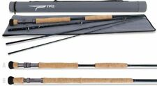 NEW TFO BLUEWATER SG LD 9' FOOT #10-12 WEIGHT FLY ROD + WARRANTY & ROD CASE