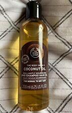 The Body Shop Coconut Oil Pre Shampoo Hair Oil (1x200ml)