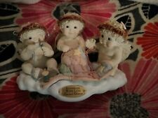 Dreamsicles Handmade with Love Sewing Angels Cherubs 1998 #10324 Limited Edition