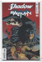 Batman- The Shadow #1 NM  Cover E  Dynamite/DC  Comics **21