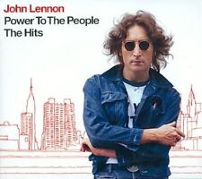 Power to The People 5099990955020 by John Lennon CD With DVD