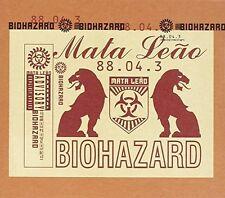 Biohazard Mata leão (1996) [CD]