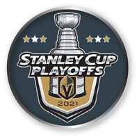 VEGAS KNIGHTS PLAYOFFS PIN 2020 - 2021 NHL STANLEY CUP FINALS? HOCKEY SHIPS NOW