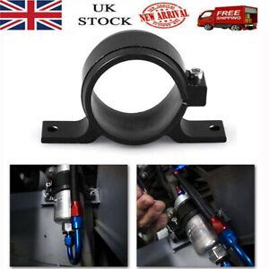 60mm Fuel Filter Bracket Mount Clamp Fits Bosch 044 Pump Billet For Walbro Sytec