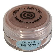 Cosmic Shimmer PRECIOUS METALS Mica Powder Colours by  Phil Martin NEW