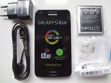 Samsung Galaxy S2 SII LTE Version  GT-I9210 Black Factory Unlocked