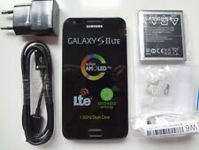 Samsung Galaxy S II GT-I9100P - 16GB - Noble Black (Unlocked) Smartphone