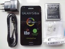 Samsung Galaxy S2 SII LTE Version GT-I9210 Schwarz Fabrik Entsperrt