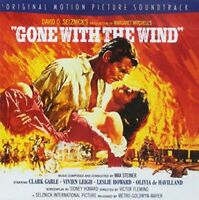 Original Motion Picture Soundtrack - Gone With the Wind [CD]