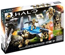 Halo Mega Bloks Set #CNK25 UNSC Fireteam Rhino 2015 New NIB