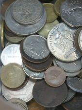 unknown 2000 /& Earlier 5 Pounds of World Coins Circulated