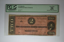 T70 $2 1864. Pcgs Apparent Very Fine 20.