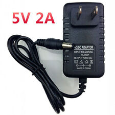 5V 2A Replacement Power Supply Adapter Plug Charger 5.5x2.1mm For Cisco PA100