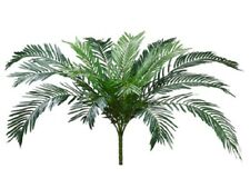 "TWO 35"" Cycas Palm Artificial Tree Silk Plants Decor 9506"