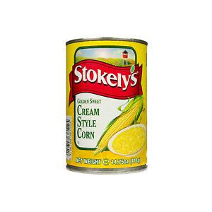 Stokely's Creamed Corn 404g