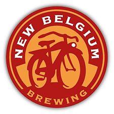 """New Belgium Brewing  Drink Bumper Sticker Car Truck Window  Decal 4pack 2.5"""""""