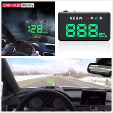 Universal Car GPS Speedometer Head UP Display Windshield Digital Speed Projector