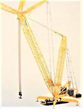 Conrad 2737 Liebherr LG1750 Lattice Boom Mobile Crane 1/50 O scale MIB