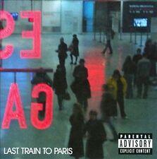 Last Train to Paris [PA] by Diddy (CD, Dec-2010, Bad Boy Entertainment)