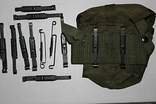 US Military Issue Alice Clips Pack of 20 Clips US Army USMC pouch clips 20